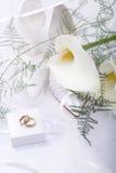 Γαμήλια ακόμα ζωή Στοκ φωτογραφία με δικαίωμα ελεύθερης χρήσης