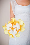 Γαμήλια ανθοδέσμη Στοκ Εικόνες