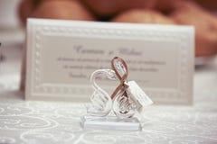 Γαμήλια διακόσμηση Στοκ εικόνα με δικαίωμα ελεύθερης χρήσης