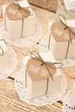 Γαμήλια δώρα για το φιλοξενούμενο Στοκ Εικόνα