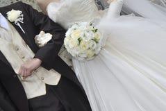 Γαμήλια εικόνα της αιώνιας αγάπης Στοκ Εικόνα