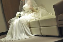 Γαμήλια εικόνα της αιώνιας αγάπης Στοκ Εικόνες