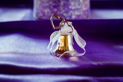 Γαμήλια εύνοια στοκ φωτογραφία