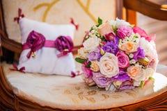 Γαμήλια λουλούδια Στοκ φωτογραφίες με δικαίωμα ελεύθερης χρήσης