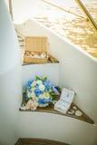 Γαμήλιες διακοσμήσεις Στοκ Φωτογραφία