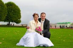 γαμήλιες νεολαίες ζευγών Στοκ εικόνα με δικαίωμα ελεύθερης χρήσης