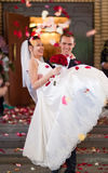 γαμήλιες νεολαίες ζε&upsilon Στοκ εικόνα με δικαίωμα ελεύθερης χρήσης