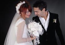 Γαμήλιο ζεύγος Στοκ Εικόνα