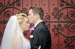 Γαμήλιο ζεύγος Στοκ Φωτογραφία