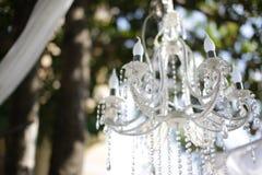 Γαμήλιο ντεκόρ στη μουσουλμανική γαμήλια τελετή στοκ εικόνα