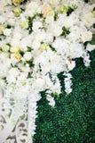 Γαμήλιο ντεκόρ στη μουσουλμανική γαμήλια τελετή στοκ εικόνα με δικαίωμα ελεύθερης χρήσης