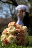 Γαμήλια δέσμη Στοκ Εικόνες