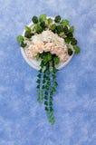 Γαμήλια ανθοδέσμη χειροτεχνιών Στοκ Φωτογραφίες