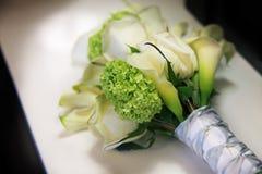 Γαμήλια ανθοδέσμη Στοκ Εικόνα