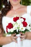 Γαμήλια ανθοδέσμη στοκ φωτογραφίες