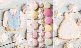 Γαμήλια γλυκά Στοκ Εικόνες