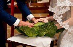 Γαμήλια εξαρτήματα Στοκ εικόνες με δικαίωμα ελεύθερης χρήσης
