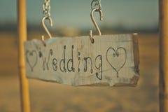 Γαμήλια εξαρτήματα Στοκ Εικόνες