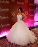 Γαμήλια επίδειξη μόδας Στοκ εικόνες με δικαίωμα ελεύθερης χρήσης