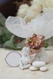 Γαμήλια εύνοια Στοκ Φωτογραφίες