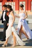 Γαμήλια ζεύγη Στοκ φωτογραφία με δικαίωμα ελεύθερης χρήσης