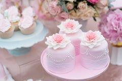 Γαμήλια κέικ στοκ εικόνα