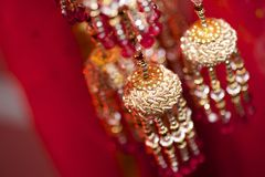 Γαμήλια κοσμήματα Στοκ εικόνα με δικαίωμα ελεύθερης χρήσης