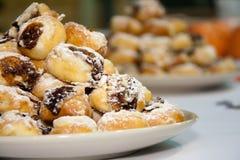 Γαμήλια μπισκότα Στοκ εικόνα με δικαίωμα ελεύθερης χρήσης