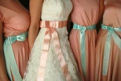 Γαμήλια τόξα Στοκ Εικόνες