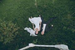 Γαμήλια φωτογραφία Στοκ Εικόνα