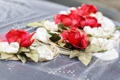Γαμήλιες διακοσμήσεις Στοκ Εικόνες