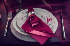Γαμήλιες διακοσμήσεις Στοκ φωτογραφία με δικαίωμα ελεύθερης χρήσης