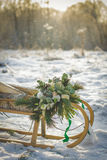 Γαμήλιες διακοσμήσεις Στοκ εικόνα με δικαίωμα ελεύθερης χρήσης