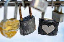 Γαμήλιες κλειδαριές Στοκ Φωτογραφίες