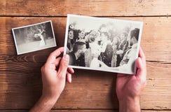 Γαμήλιες φωτογραφίες στοκ εικόνες με δικαίωμα ελεύθερης χρήσης