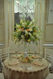 Γαμήλιες floral ιδέες Στοκ εικόνα με δικαίωμα ελεύθερης χρήσης