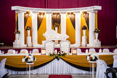 Γαμήλιος βωμός Στοκ Εικόνα
