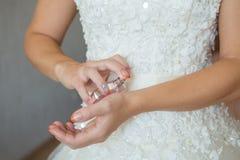 Γαμήλιο άρωμα στοκ φωτογραφίες