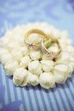 Γαμήλιο δαχτυλίδι Στοκ Εικόνες