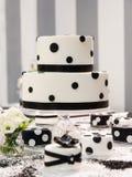 Γαμήλιο κέικ στοκ φωτογραφίες με δικαίωμα ελεύθερης χρήσης
