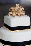 Γαμήλιο κέικ Στοκ Εικόνες