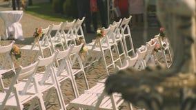 Γαμήλιο ντεκόρ στο συμπόσιο φιλμ μικρού μήκους