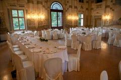 Γαμήλιο συμπόσιο Στοκ Εικόνα