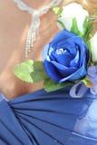 Γαμήλιο buttonhole Στοκ φωτογραφίες με δικαίωμα ελεύθερης χρήσης