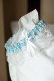 Γαμήλιο garter Στοκ φωτογραφία με δικαίωμα ελεύθερης χρήσης