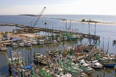 γαρίδες κατασκευής βα&rho Στοκ Φωτογραφίες