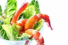 γαρίδες κοκτέιλ Στοκ Εικόνα