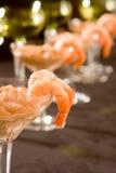 γαρίδες κοκτέιλ Στοκ Φωτογραφίες