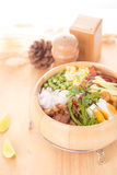 γαρίδες ρυζιού συρραφών &tau Στοκ εικόνα με δικαίωμα ελεύθερης χρήσης
