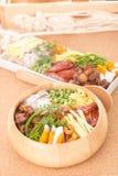 γαρίδες ρυζιού συρραφών &tau Στοκ Εικόνες